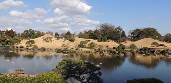久しぶりの国内線航空路。5泊の熊本旅へ。<br /><br />表紙写真:水前寺公園。