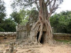 2017冬 カンボジア12:世界遺産アンコール遺跡 バンテアイ・サムレ、東メボン、タ・ソム