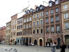 ポーランドの首都ワルシャワを訪ねて NO1