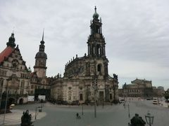 ぐるっと中欧巡り5 世界文化遺産取り消しの街ドレスデン2