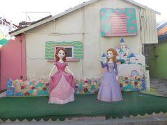 3歳娘を連れてソウル・江華・仁川3日間の旅3-プリンセスいっぱい!仁川松月洞童話村