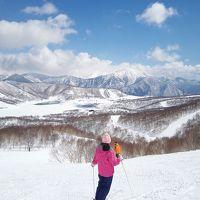 春スキー満喫の旅☆かぐらみつまた&NASPAスキーガーデン☆2017.3