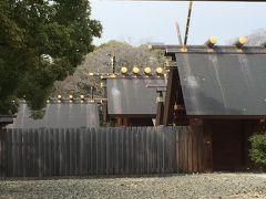 伊勢神宮~下呂温泉~熱田神宮の春旅3
