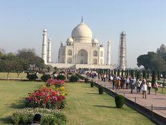 世界で最も美しいタージ・マハルを観るインド旅行