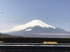 富士山を拝みに山梨へ エクシブ山中湖サンクチュアリヴィラ2泊3日の旅
