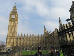 16回目で初めてのロンドン自由旅行(テロ関連から)