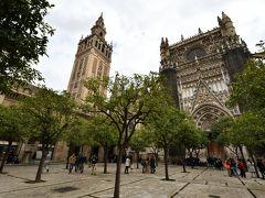 ユーラシア大陸最西端の国ポルトガルと初めに少し2回目のスペイン1人旅 その1:往路+セビーリャ編 ヨーロッパ第3の規模を誇るカテドラルとイスラム薫るアルカサル