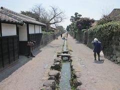 肥前・島原 城下町武家屋敷と湧水の里をぶらぶら歩き旅-2