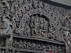 インド・デカン高原の旅 4 (ベルールのチェナケーシャヴァ寺院 2 )