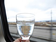 春の優雅な別所温泉♪ Vol.7(第2日目) ☆上田駅から新幹線「はくたか」グランクラスで東京へ♪