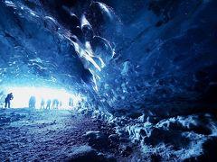 2017年3月 冬のアイスランドでリベンジ再び!(その2:ついに氷河の洞窟へ)