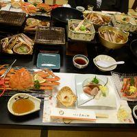 加賀・山中温泉で、お藤三会が「カニ・蟹合戦」に挑戦(^o^) <1日目>