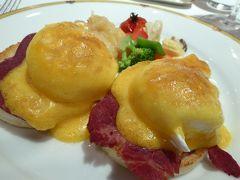春の優雅な帝国ホテル♪ Vol.3(第2日目) ☆朝食はフランス料理「レ・セゾン」でシャンパンとともに♪