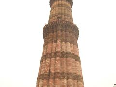 タージマハールを一目見たいと遥々インドへ行きました(5)世界遺産クトウプミナールとフマユーン廟