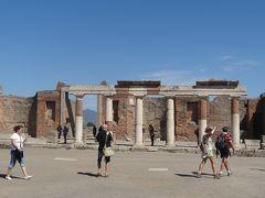 シルバーウィークにナポリ・ローマへ その7 炎天下のポンペイ遺跡観光編