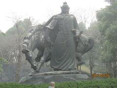 武漢の黄鶴楼・周辺観光