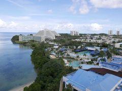 3兄弟と家族旅行 オンワード in Guam 2017