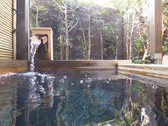 春の優雅な伊豆♪ Vol.6(第1日目) ☆伊豆高原:「ウブドの森」 まったりと温泉くつろぐ♪