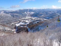 2016-2017 シーズン スキーの記録