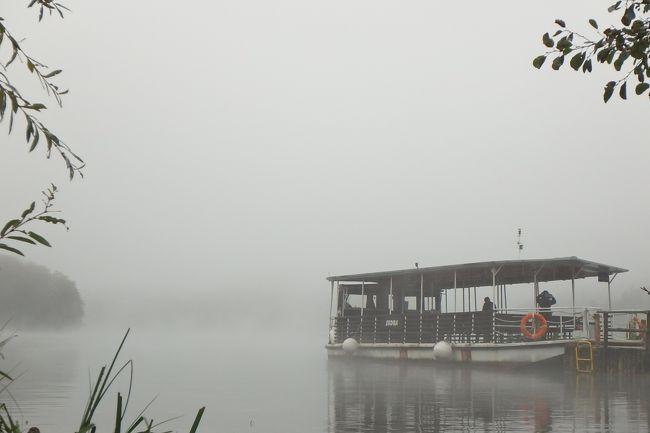 グループ旅行1人参加!クロアチア等5カ国周遊8日間★⑦雨のプリトヴィツェ湖群国立公園/クロアチア