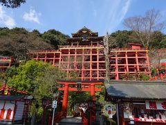 嬉野温泉と祐徳稲荷神社(九州上側1泊2日の2:佐賀)