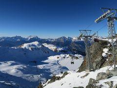 海外スキー 悲劇再来!雪の無いヴェルビエを滑る旅!!