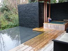 伊豆高原 坐漁荘に泊まりたくて。