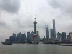 2017年最初の海外は友人を訪ねに上海&「東洋のベニス」蘇州へ ①深夜の上海着、浦江飯店泊。そして翌朝外灘散歩