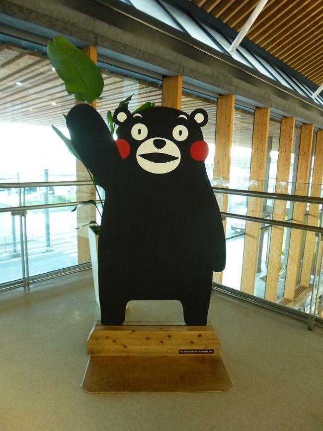 秋に熊本に行った際の旅行記です。