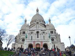 初めてのロンドン・パリひとり旅(6)パリ市内観光編