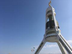 ウズベキスタンとトルクメニスタンに行ってきました!(4日目:ダルヴァザ(地獄の門)→アシガバード)