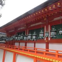 世界遺産をのんびり巡る古都 奈良  亡き母と巡った寺に再び・・・