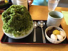 京都でバスケ観戦と甘味と珈琲と