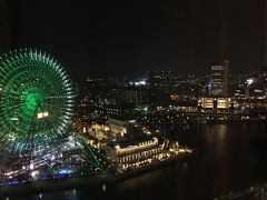 横浜ベイホテル*1泊2日の旅ログ('17 0403~0404)