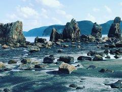 紀伊半島一周の旅~串本~勝浦
