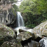 熊野市で滝めぐり『清滝』&『大馬清滝』◆2016年3月・熊野&南紀の滝めぐり《その3》