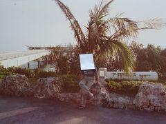 1984年(昭和59年)8月 沖縄の旅6日間③沖縄(沖縄本島中北部 北部 海洋博覧会記念公園 沖縄海中公園 万座毛 ムーンビーチ)