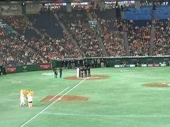 【いざ東京へ】JAL国内線ファーストクラスと東京ドームでジャイアンツを応援
