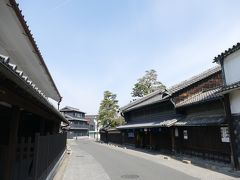 名古屋では先ずは有松へ ① ― 旧東海道の面影を求めて