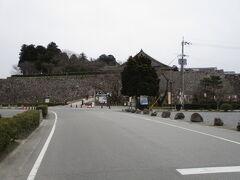 丹波篠山 徳川家康が豊臣氏や西国外様大名への備えに天下普請として築城させた篠山城訪問