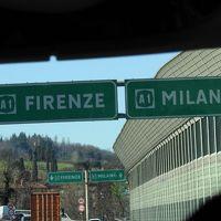 怖くて行かなかったイタリアの北部へ いよいよフィレンツェ