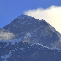 エベレストビュー トレッキング 4エベレストシェルパリゾートからモンジョを経てルクラへ