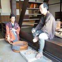 旧東海道 二川宿の散策