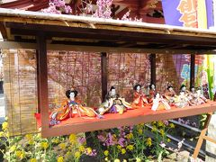 ☆開運 寺社巡り☆ 幻の安行桜が咲く密蔵院と九重神社、桃まつりの雛飾りが素敵な素盞雄神社