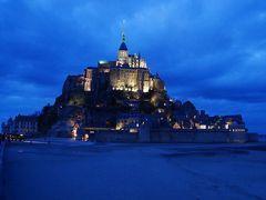 やっぱりパリが好き!20年ぶり母子パリ旅行� 遂に来た聖地 モンサンミッシェル