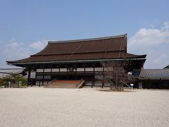 桜を求めて春の京都御所へ♪