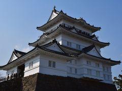 神奈川県:岩原城、沼田城、小田原城、石垣山城