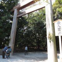 三世代 名古屋散策 熱田神宮・七里の渡し・大須・科学館と詰め込んで