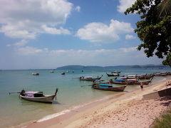 タイの秘境で4アイランドホッピング 1