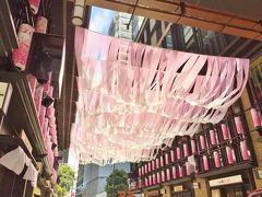 上野公園の桜と日本橋の桜フェスティバル 2017